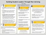 Building Student Leaders Through Peer Advising