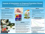Impacts of Urbanization on Dogwood Population Fitness