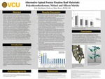 Alternative Spinal Fusion Fixation Rod Materials: Polyetheretherketone, Nitinol and Silicon Nitride