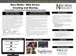 New Media: Web Series, Creating and Sharing
