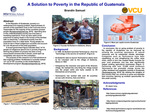 A solution to poverty in the Republic of Guatemala