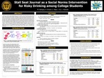 Stall Seat Journal as a Social Norms Intervention  for Risky Drinking among College Students