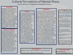 The Effects of Eastern versus Western Cultures on Women's Perceptions and Disclosure of Mental Illness