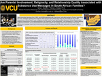 Are Parental Involvement, Religiosity, and Relationship Quality Associated with Substance Use Messages in South African Families?