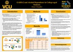 GABRA2 and Alcohol Dependence in College-Aged Students by Abaiz Chaudhri