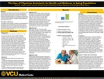 The Use of Physician Assistants for Health and Wellness in Aging Populations